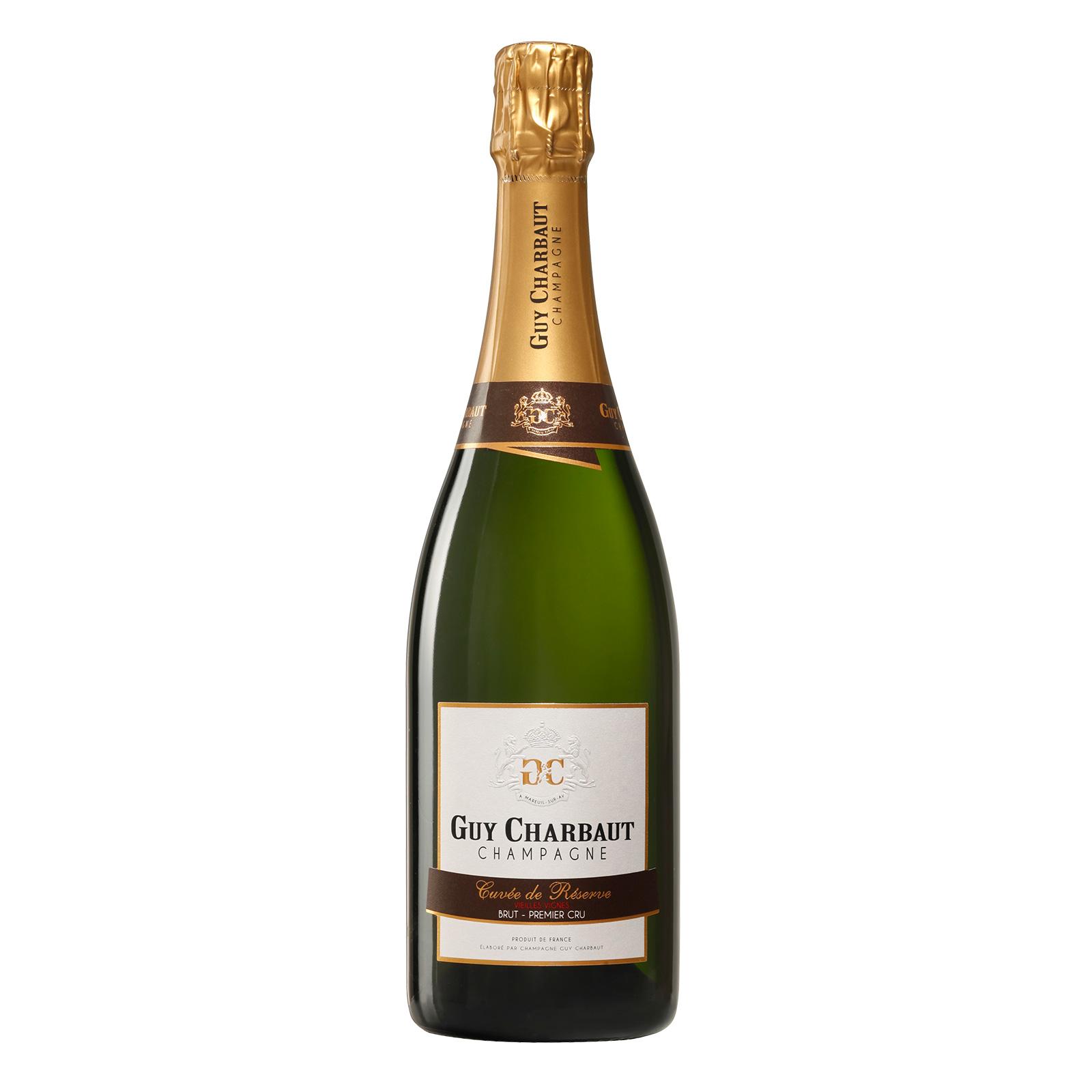 Cuvée de Réserve Brut Premier Cru Champagne